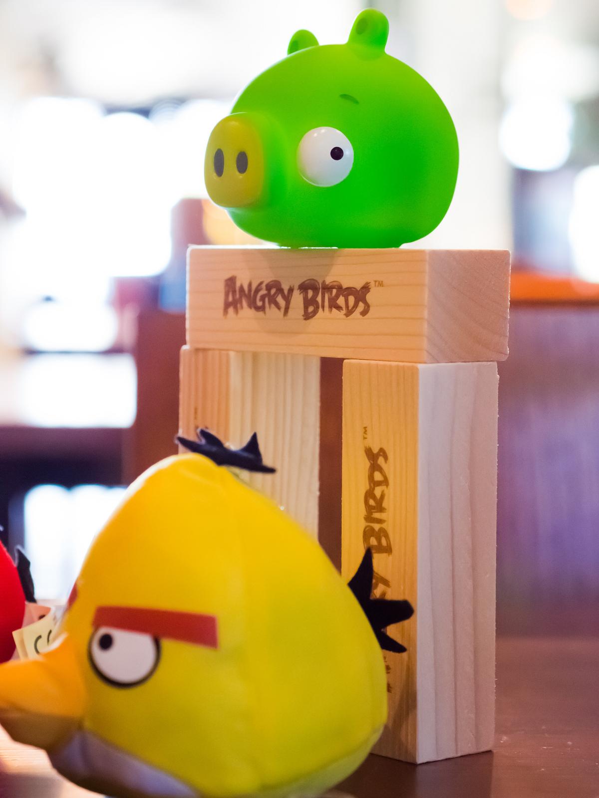 Angrybirds - Angry birds gioco da tavolo istruzioni ...