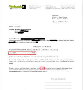rinegoziazione-webank